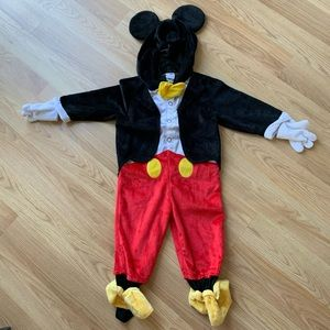 Mickey Mouse Costume 12 18 Months